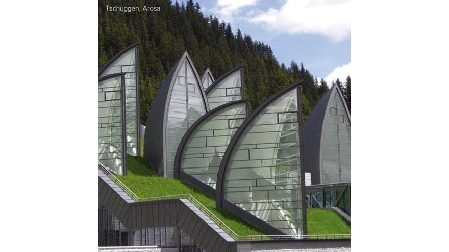 Grand Hotel Tschuggen, Arosa